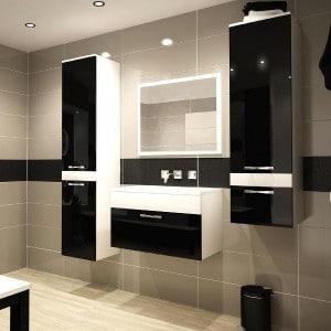 sanitair-en-accessoires - Badkamer meubelen outlet